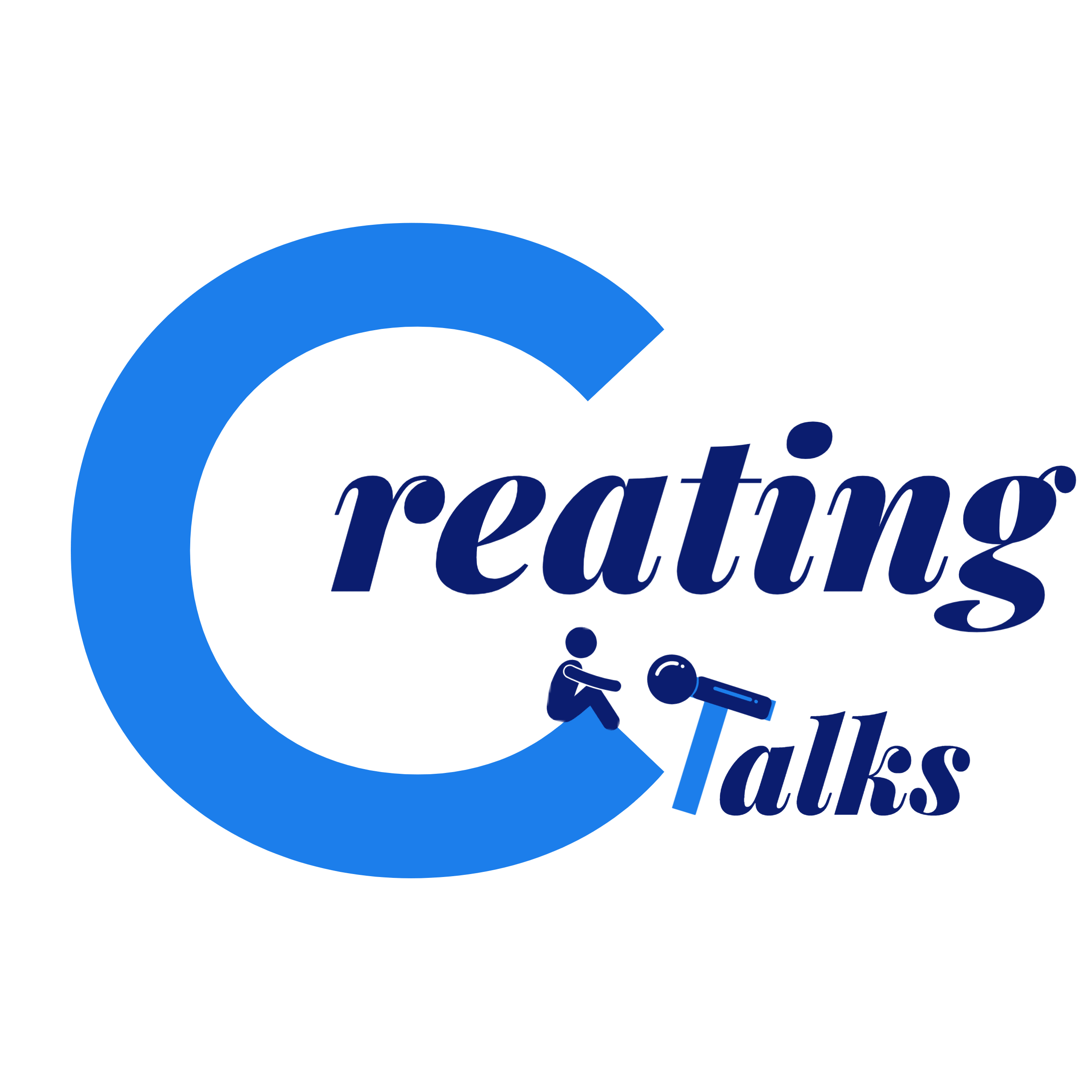 Creating Talks Logo Updated