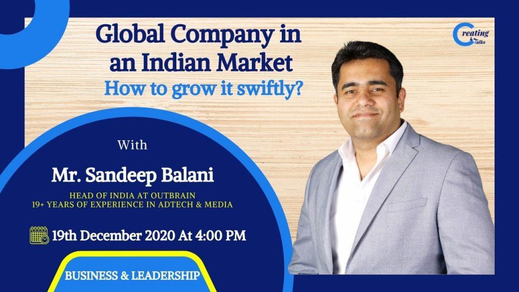 Sandeep Balani Streaming Poster