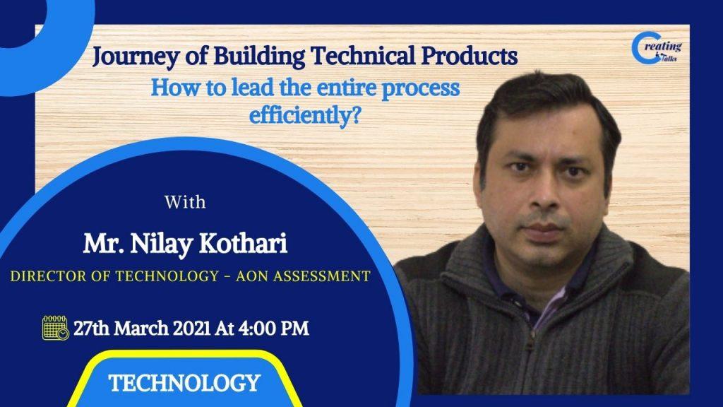 Nilay Kothari Streaming Poster